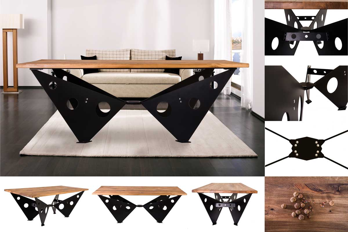 Stół Herkules - AWM Art Design Euro-masz